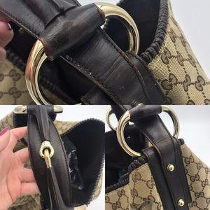 Gucci Bags - Gucci Large GG print hobo